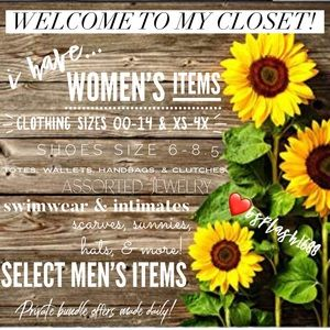 Various! Other - Welcome to my closet!